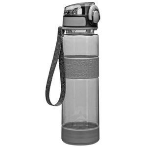 IDEENWELT Sport-Trinkflasche grau