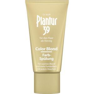 Dr. Wolff Plantur 39 Color Blond Farb-Spülung 4.66 EUR/100 ml