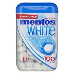 mentos White Kaugummi 2.82 EUR/100 g