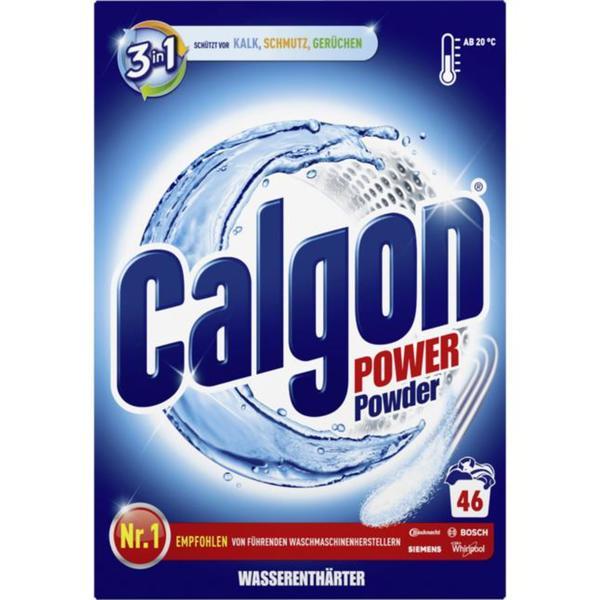 Calgon Wasserenthärter Power Powder 46 WL 0.20 EUR/1 WL