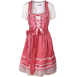 "Damen Dirndl-Set ""Rosa"""