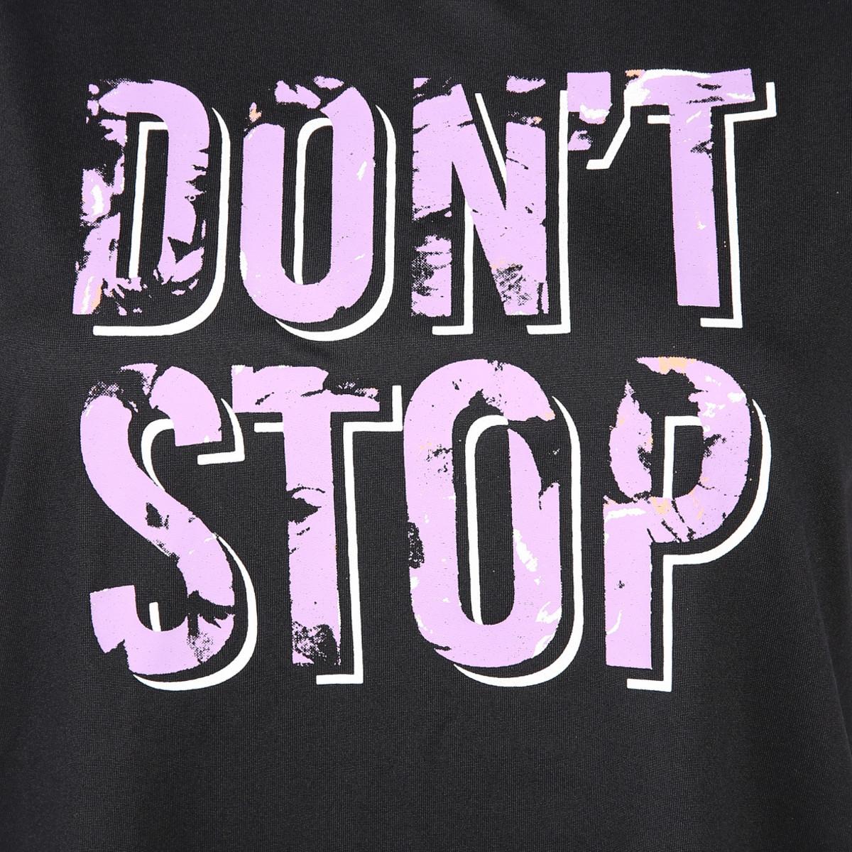 Bild 3 von Damen Sport Shirt mit Frontprint