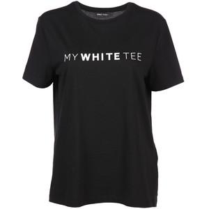 Damen Only Shirt mit Wording Print