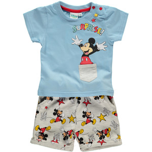 Baby Set Mickey Mouse, 2tlg.