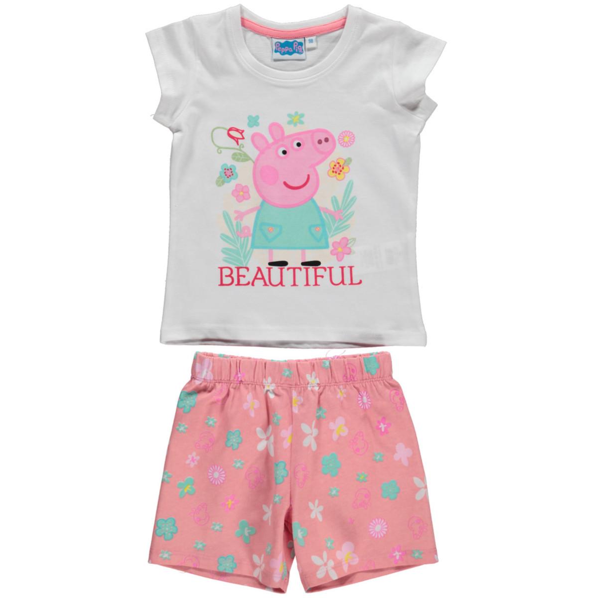 Bild 1 von Mädchen Pyjama Shorty