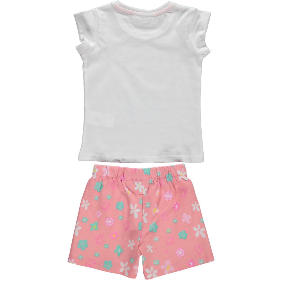 Bild 2 von Mädchen Pyjama Shorty