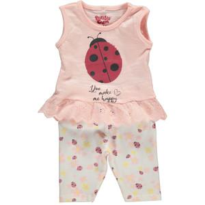 Baby Set, 2tlg. bestehend aus Shirt und Hose