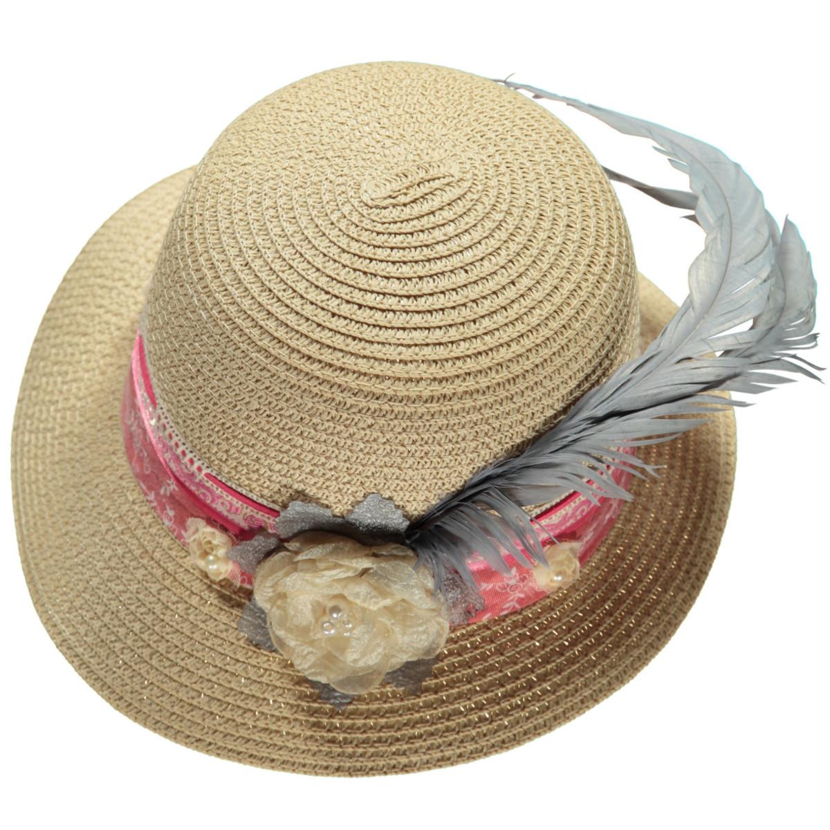 Bild 1 von Damen Trachtenhut mit Deko Details