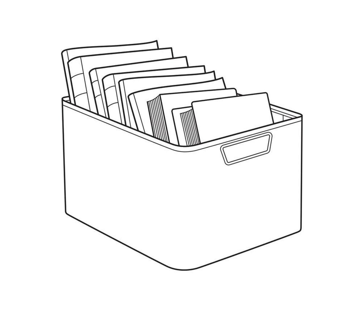Bild 4 von Curver 3-er Set STYLE Box S mit Deckel creme
