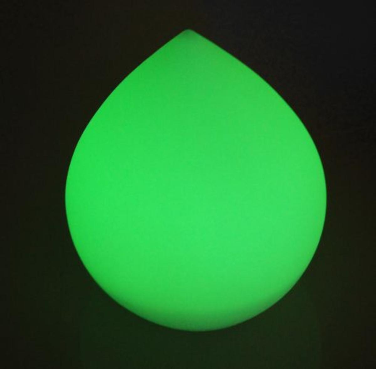 Bild 2 von Telefunken RGB-LED Solar-Gartenleuchte 20 cm Drop
