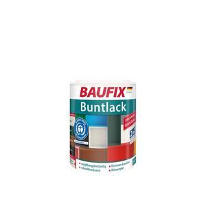 BAUFIX Buntlack seidenmatt cremeweiß