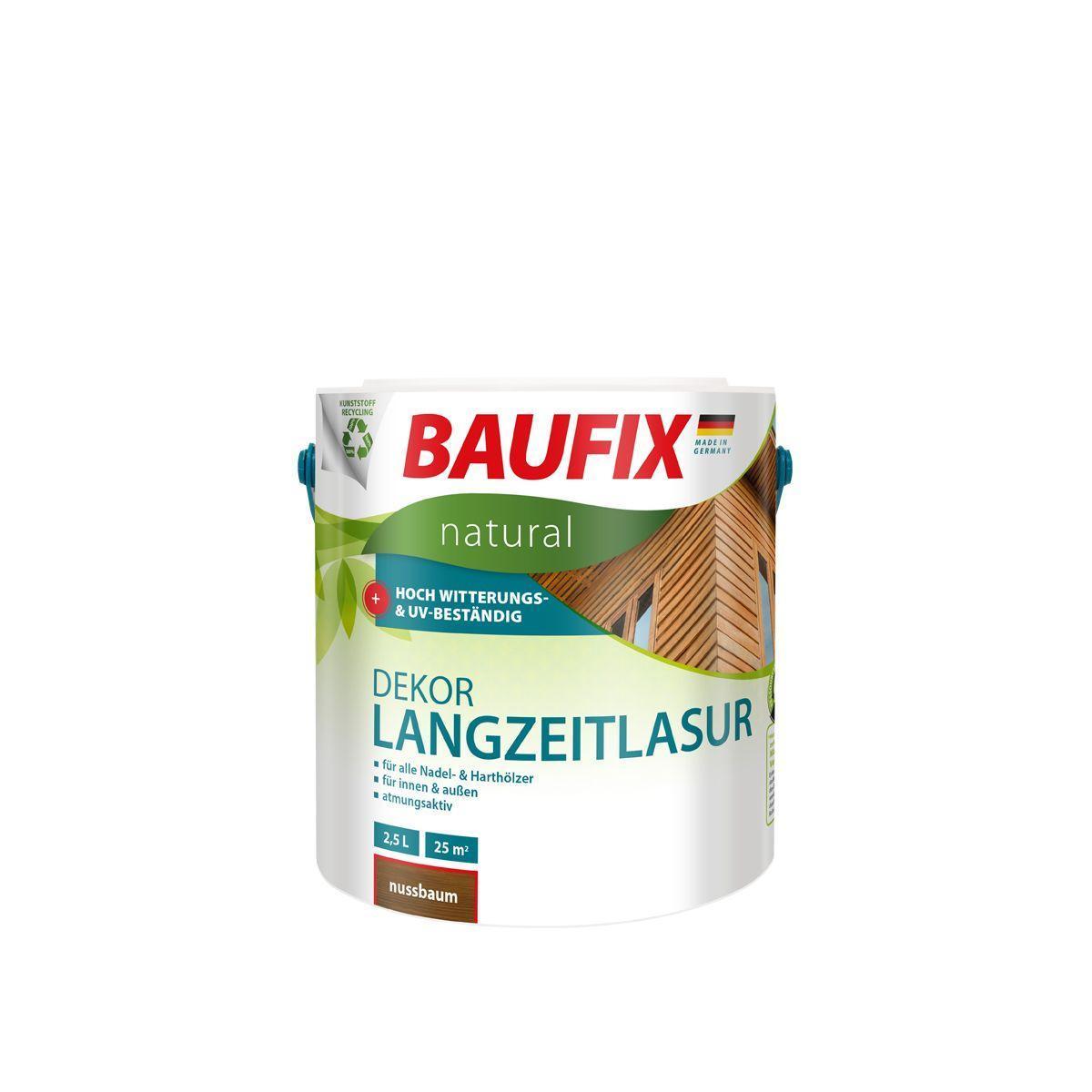 Bild 1 von BAUFIX natural Dekor-Langzeitlasur