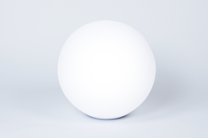 Telefunken RGB-LED Solar-Gartenleuchte Ball Connectivity 40 cm