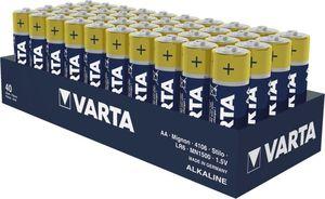 Varta Longlife 40er Pack AA