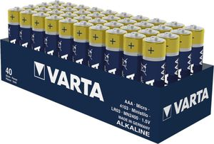 Varta Longlife 40er Pack AAA