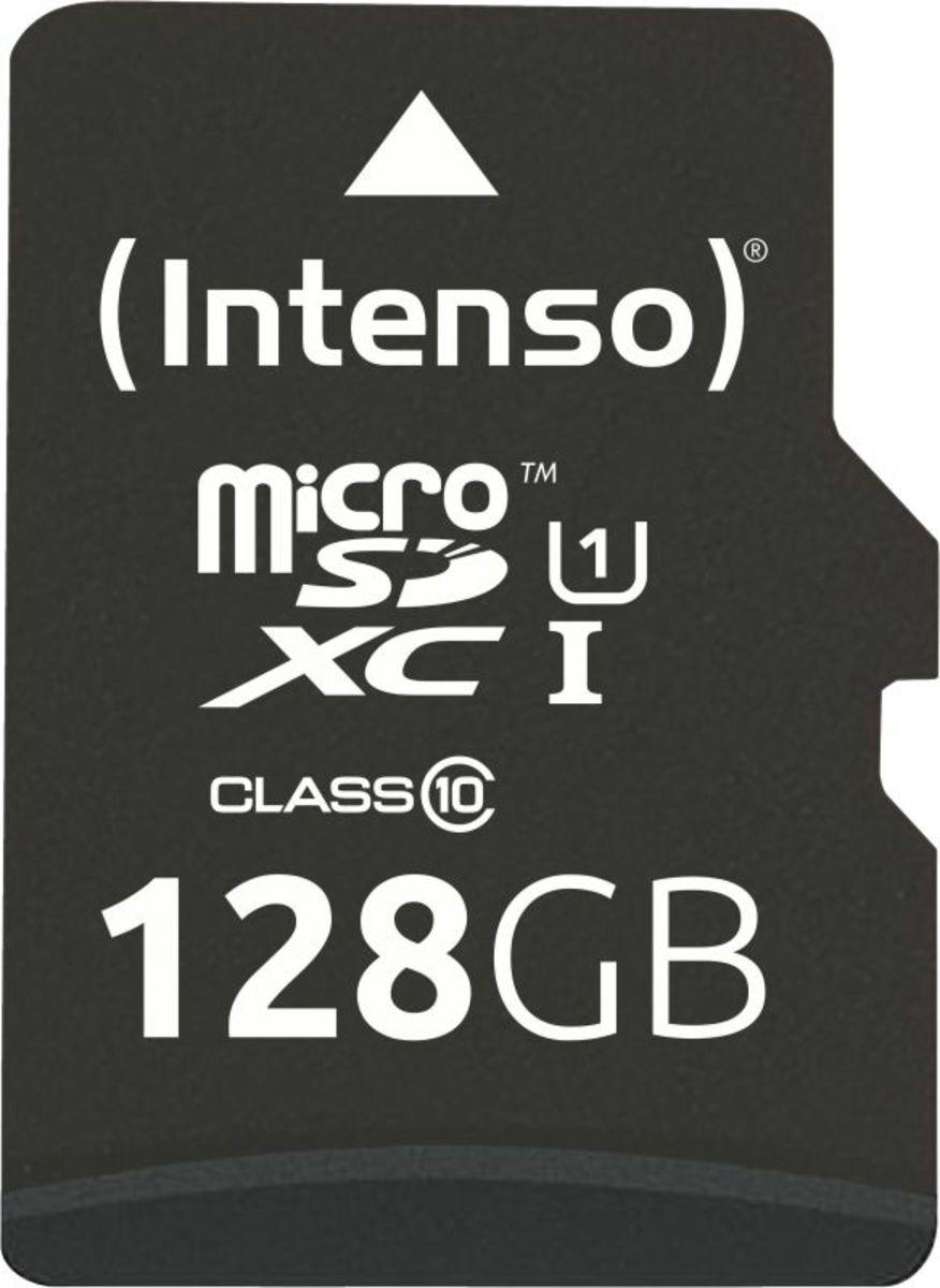 Bild 2 von Intenso Micro SD-XC Karte 128GB UHS-I Premium