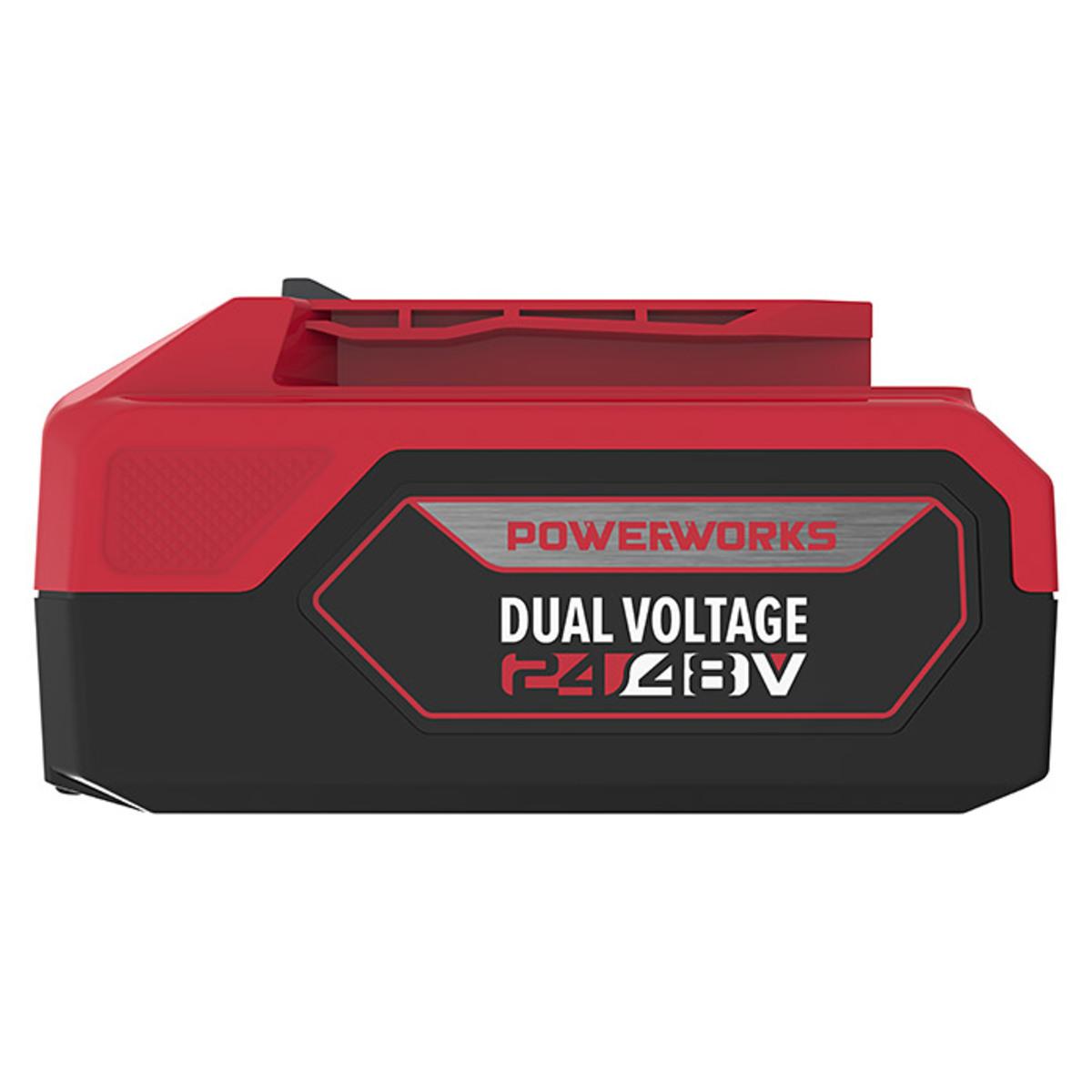 Bild 3 von Powerworks Akku P2448B2 Dual Voltage