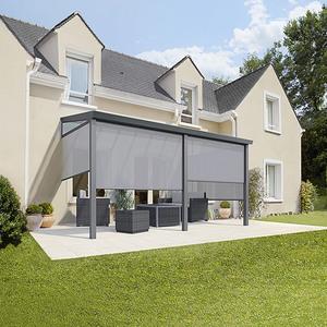 Terrassenüberdachung Gartenzimmer