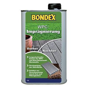 Bondex WPC-Imprägnierung