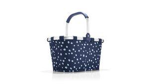 reisenthel carrybag spots navy