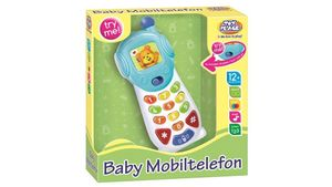 Müller - Toy Place - Baby Mobiltelefon
