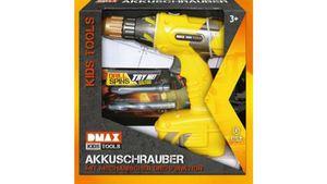 DMAX KIDS TOOLS - AKKUSCHRAUBER