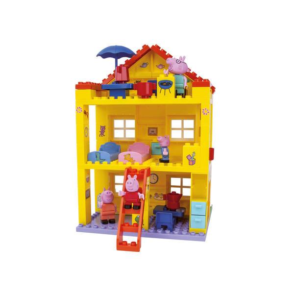 BIG PlayBIG Bloxx Peppa Pig - Peppa´s Haus