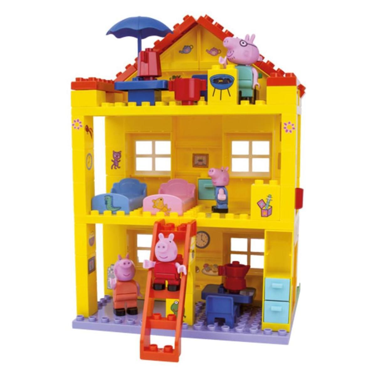 Bild 2 von BIG PlayBIG Bloxx Peppa Pig - Peppa´s Haus