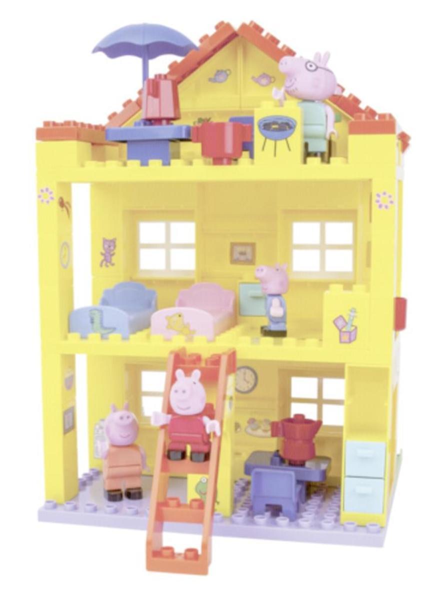 Bild 3 von BIG PlayBIG Bloxx Peppa Pig - Peppa´s Haus