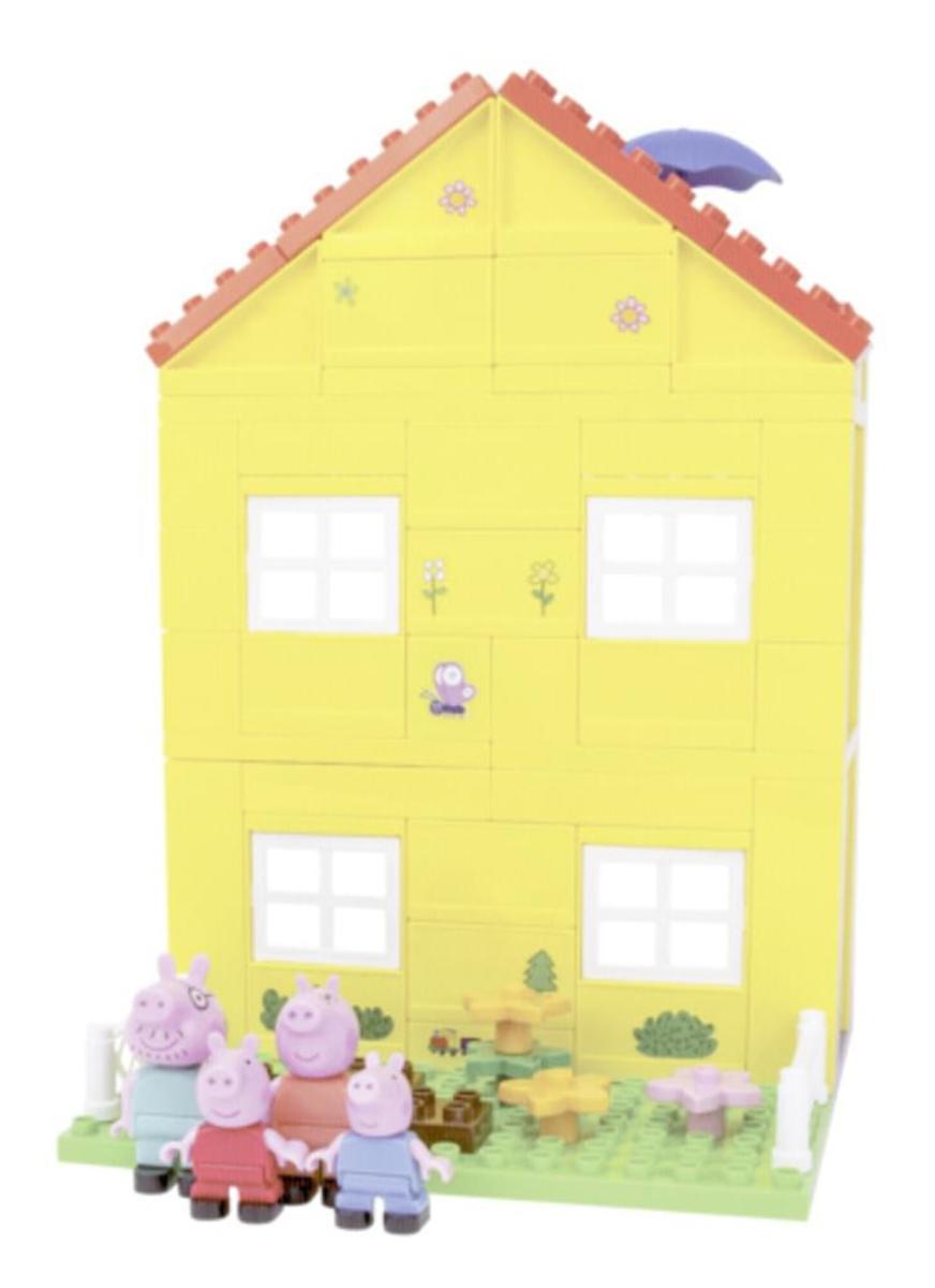 Bild 4 von BIG PlayBIG Bloxx Peppa Pig - Peppa´s Haus