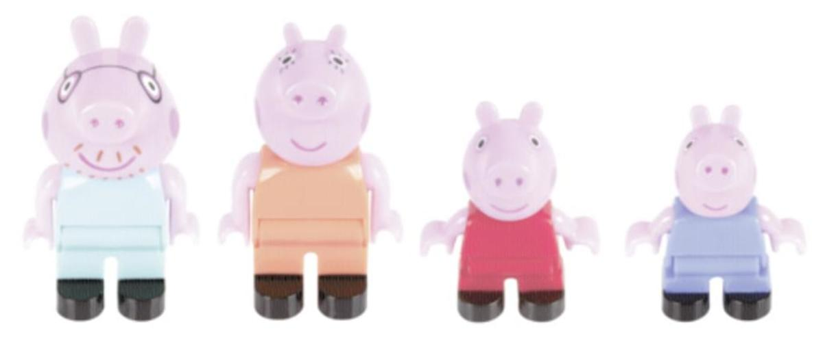 Bild 5 von BIG PlayBIG Bloxx Peppa Pig - Peppa´s Haus