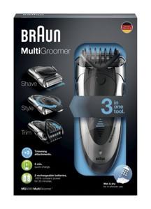 Braun MultigroomerMG5090 Wet&Dryschwarz