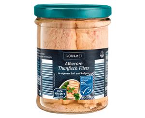 GOURMET Albacore Thunfisch Filets