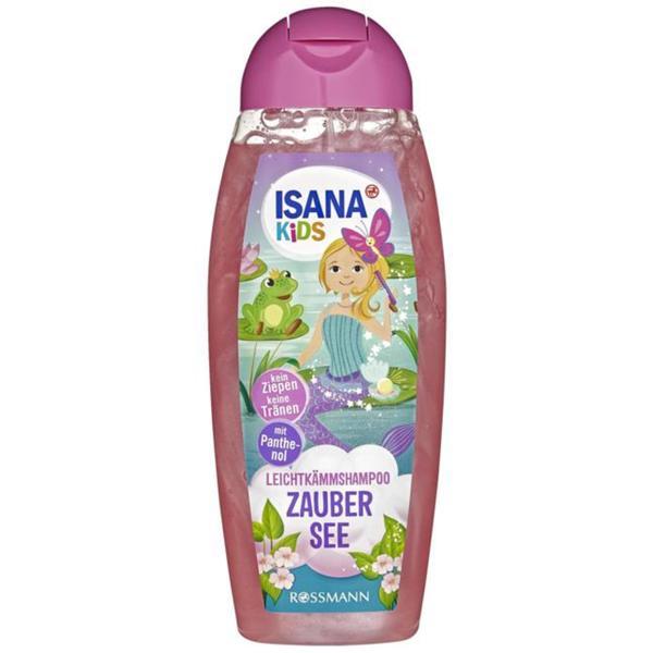 ISANA Kids Leichtkämmshampoo Zauber See 4.30 EUR/1 l