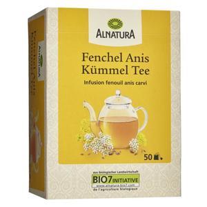 Alnatura Bio Fenchel Anis Kümmel Tee 2.66 EUR/100 g