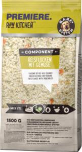PREMIERE RAW KITCHEN Reisflocken mit Gemüse 1,5kg