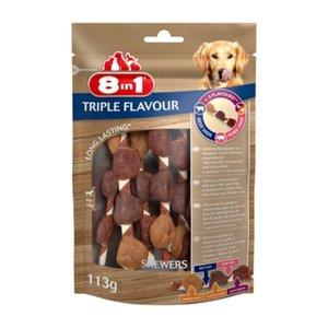 8in1 Triple Flavour Skewers 6 Stück