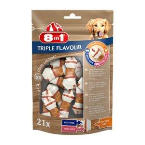 8in1 Triple Flavour XS 21 Stück