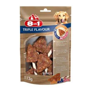 8in1 Triple Flavour Wings 6 Stück