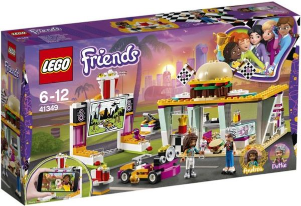 LEGO® Friends 41349 - Burgerladen