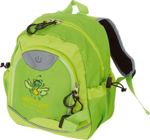 Wheel Bee Kinderrucksack - Kiddy Bee - grün