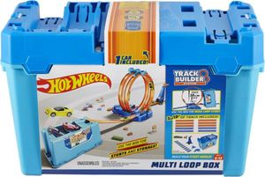 Hot Wheels Track Builder Looping Box