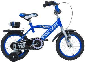 Kinderfahrrad - Hi5 - Polizei - 14 Zoll