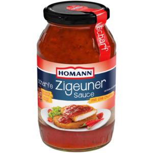 Homann Zigeunersauce scharf 500ml