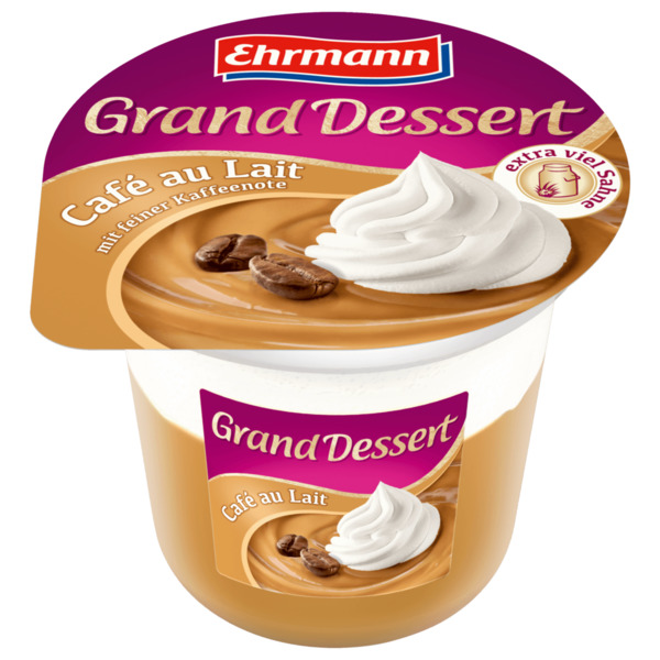 Ehrmann Grand Dessert Café au Lait 190 g