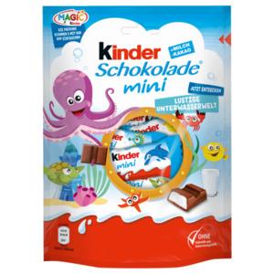 Kinder Schokolade Mini 120g
