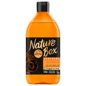 Nature Box Aprikose Duschgel 385ml