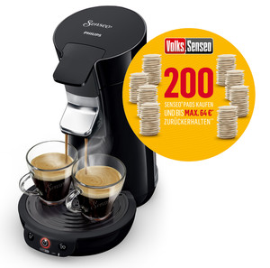 Philips Volks-Senseo HD 6561/69 Viva Café