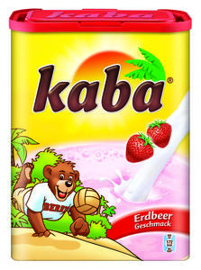 Kaba Erdbeer Geschmack | 400g Dose