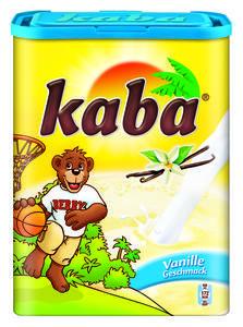 Kaba Vanille Geschmack Getränkepulver | 400g Dose